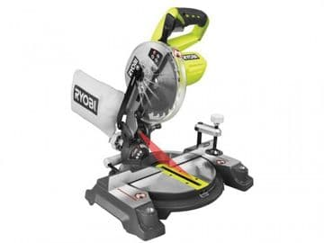 EMS190DCL ONE+ Cordless Mitre Saw 18V Bare Unit